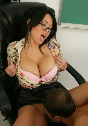 Huge Tits Teacher