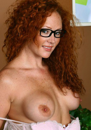 Huge Tits With Glasses