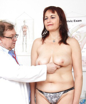 Huge Tits Gyno Exam